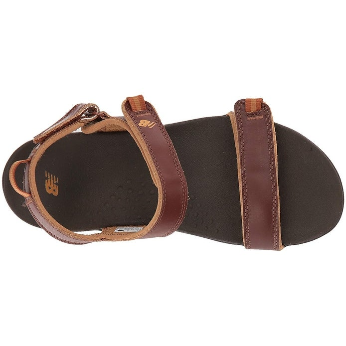 06e1d0e6230260 Shop New Balance Women's Traverse Leather Sandal - Free Shipping On Orders  Over $45 - Overstock - 23125567