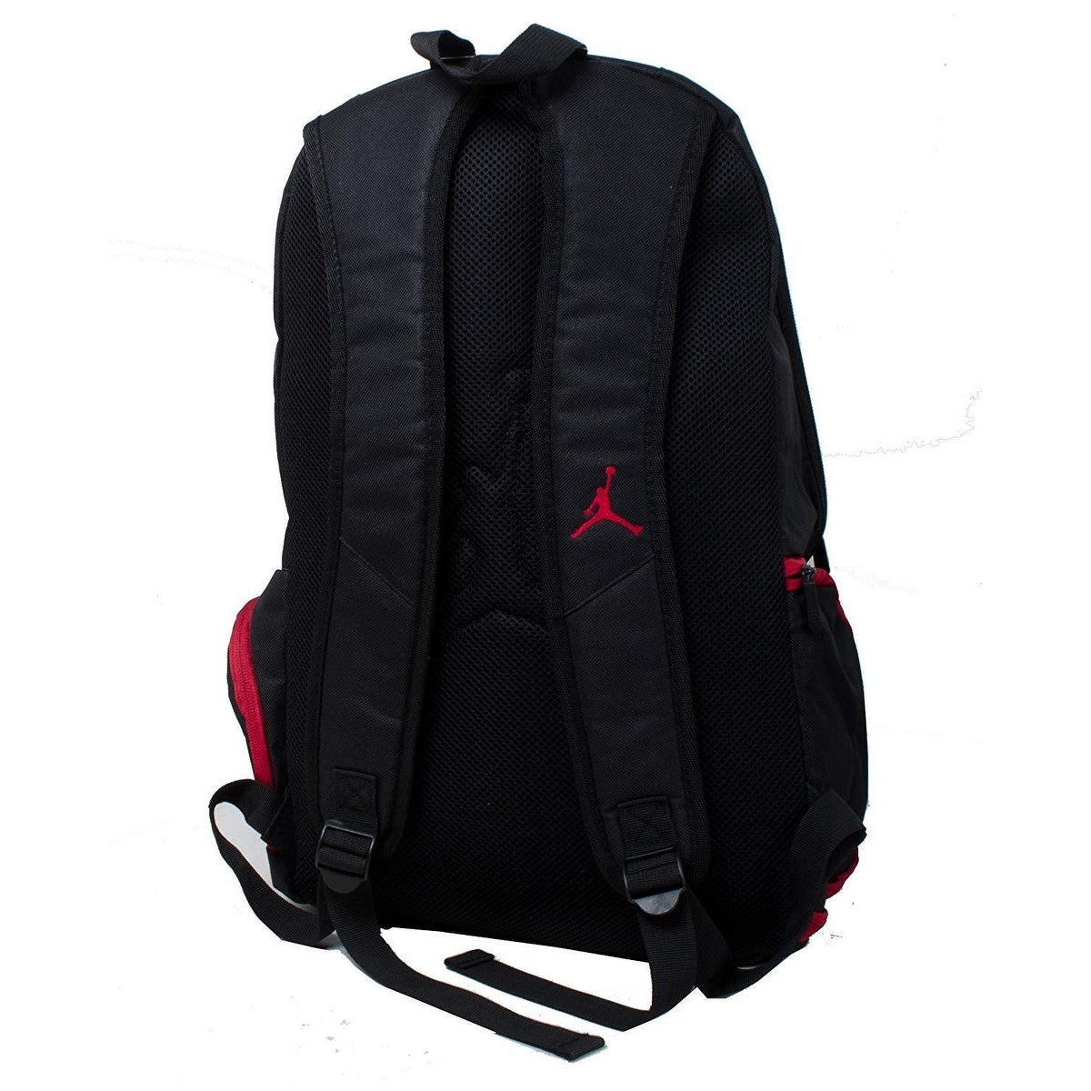 d6f083b63b20 Shop Nike Jordan Jumpman 23 Grid 2-Strap School Backpack 9A1137 - Free  Shipping On Orders Over  45 - Overstock - 22544883