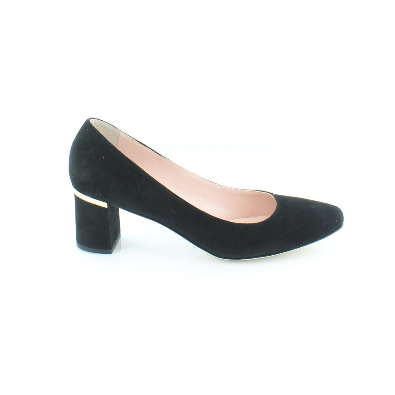 c0d3bcd5eb Shop Kate Spade Dolores Too Women's Heels Black - Free Shipping Today -  Overstock - 21550944