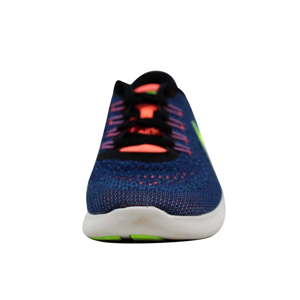 ef705355352 Shop Nike Free RN Purple Dynasty Volt-Black Women s 831509-501 Size 6 Medium  - On Sale - Free Shipping On Orders Over  45 - Overstock - 21141536