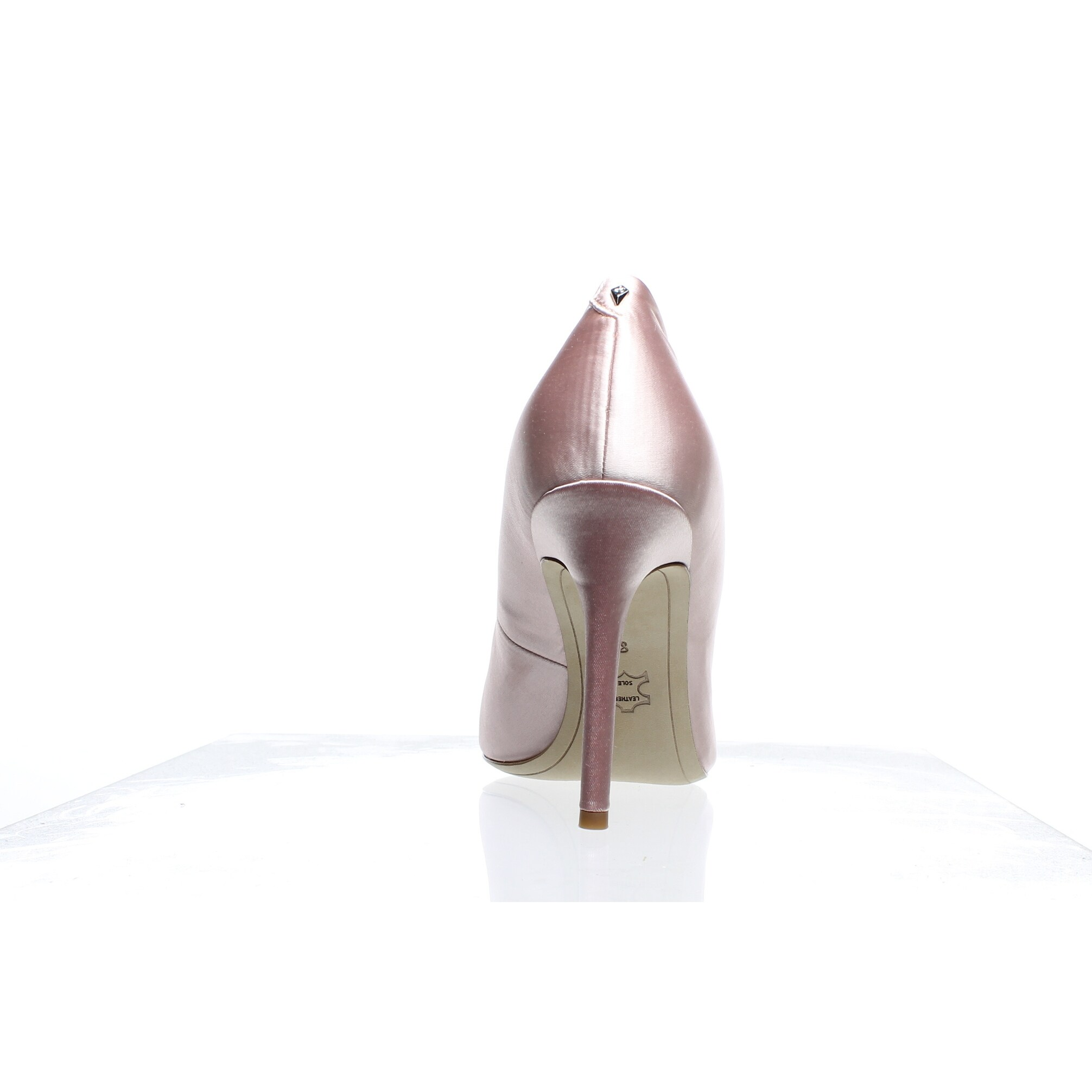 720721a4af Shop Sam Edelman Womens Hazel Pink Nude Satin Pumps Size 8 - On Sale - Free  Shipping Today - Overstock - 27992962