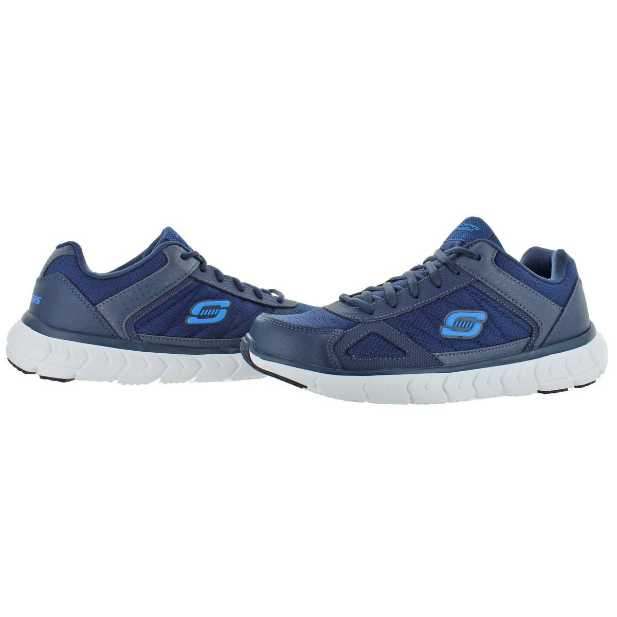 ca5da18d71110 Shop Skechers Mens Soleus-Distort Walking Shoes Leather Memory Foam - Free  Shipping On Orders Over $45 - Overstock - 27036904