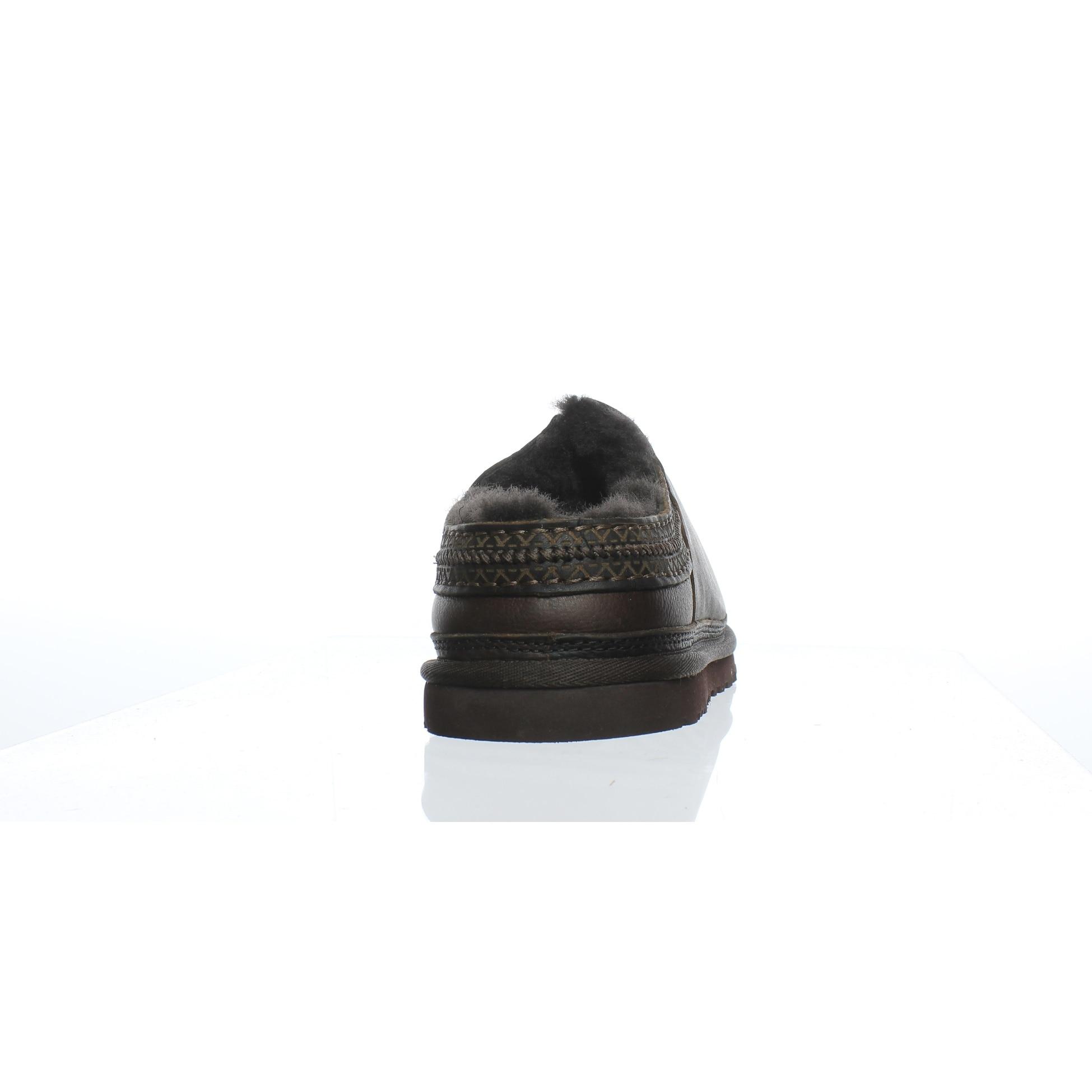4d0b684277d UGG Mens Neuman China Tea Mule Slippers Size 8