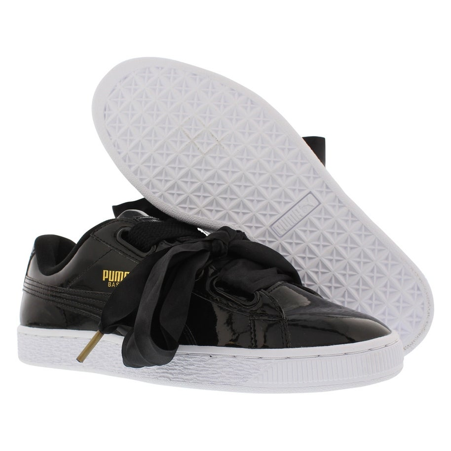 a67d1f11a312a3 Shop Puma Basket Heart Patent Wn S Women s Shoes - Free Shipping Today -  Overstock - 22124904