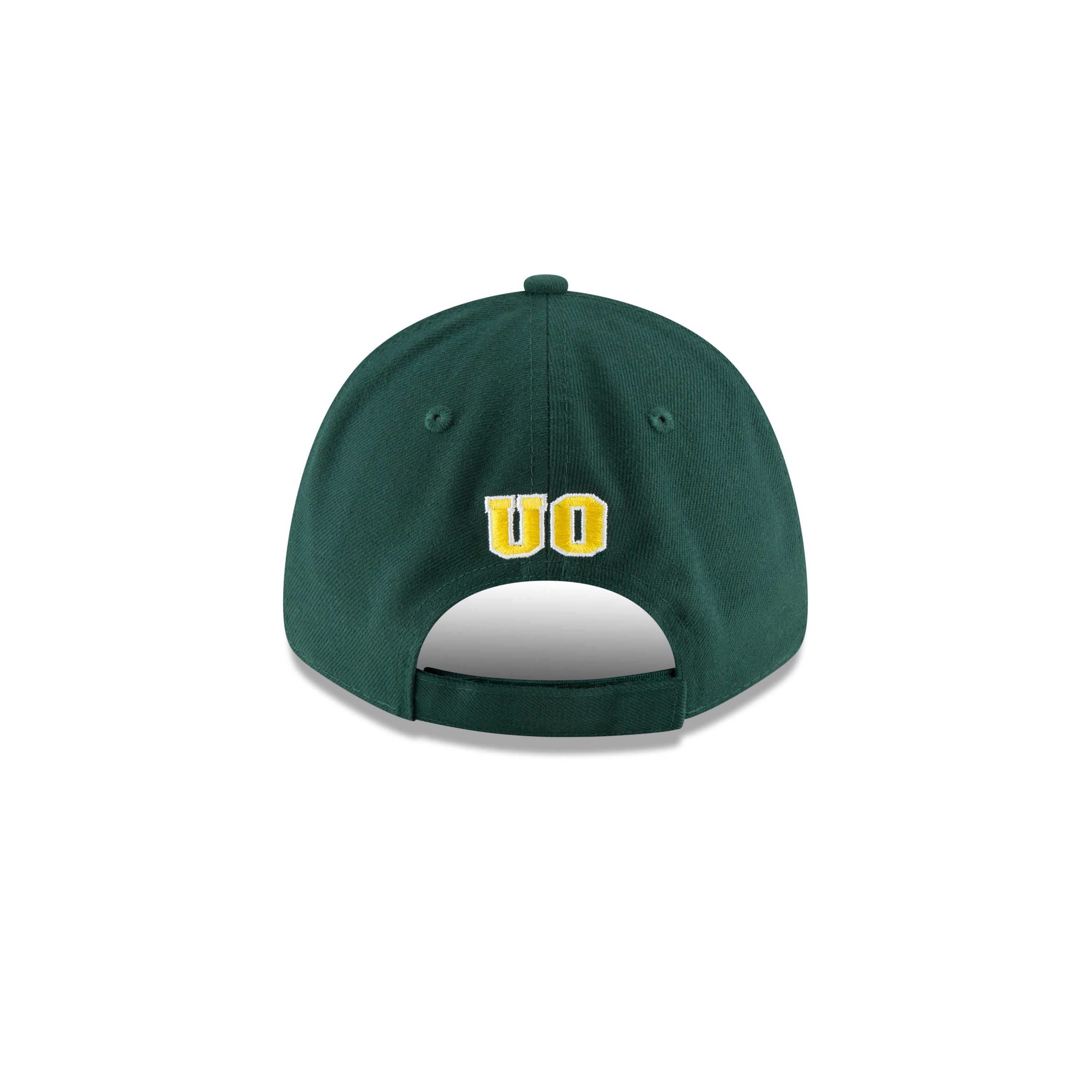 New Era Uni The League Oregon Ducks 9Forty Adjustable Hat Green