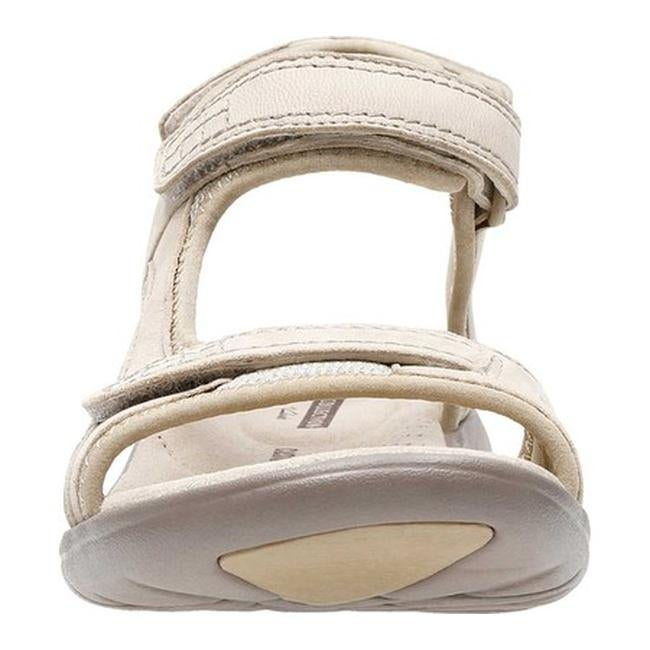 a8930bec8e7 Shop Clarks Women s Saylie Jade Active Sandal Sand Leather - On Sale - Free  Shipping Today - Overstock - 20691685
