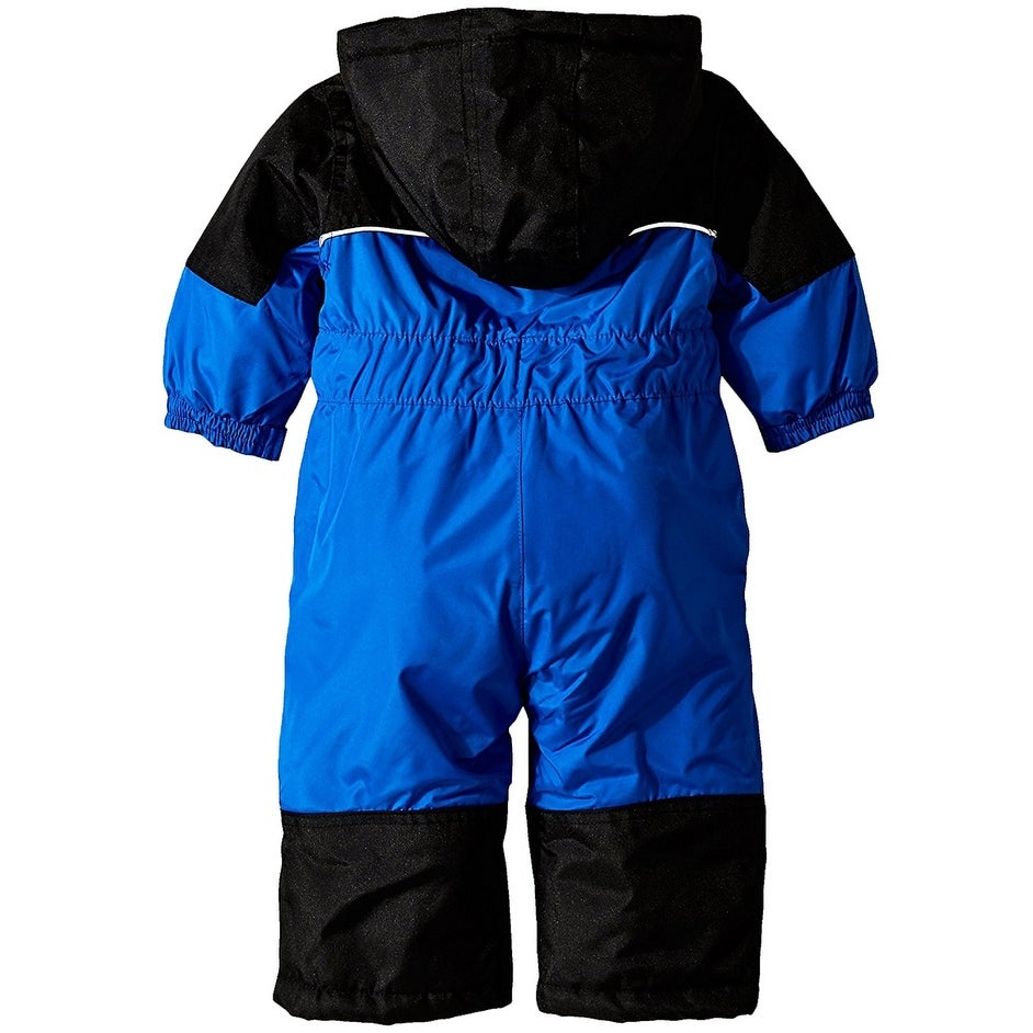 e6aebc705 iXtreme Baby / Toddler Boys Snowmobile One Piece Winter Solid Snowsuit