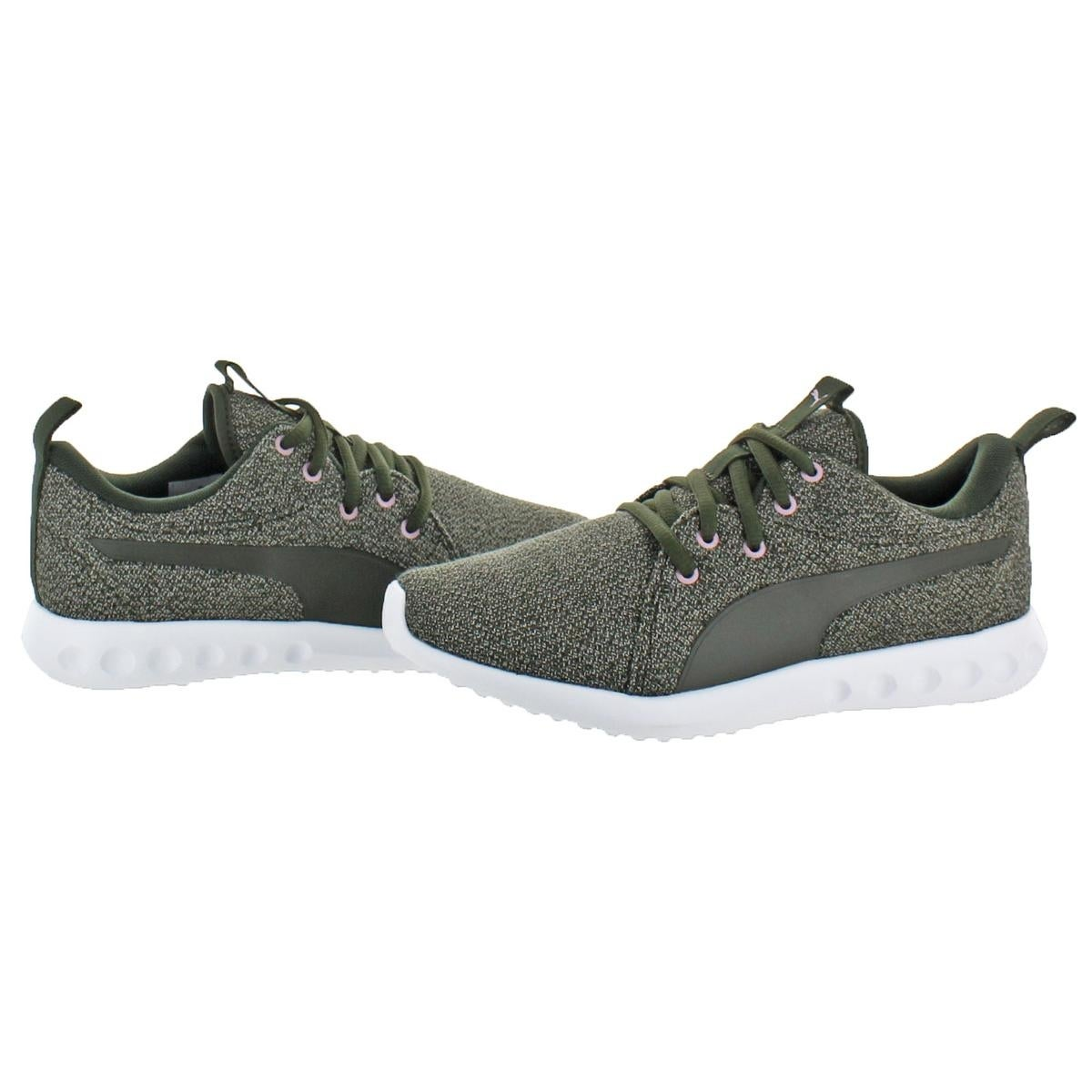c24dfd07366 Shop Puma Womens Carson 2 Knit NM Trainers SoftFoam Fitness - Free Shipping  On Orders Over  45 - Overstock - 23486373