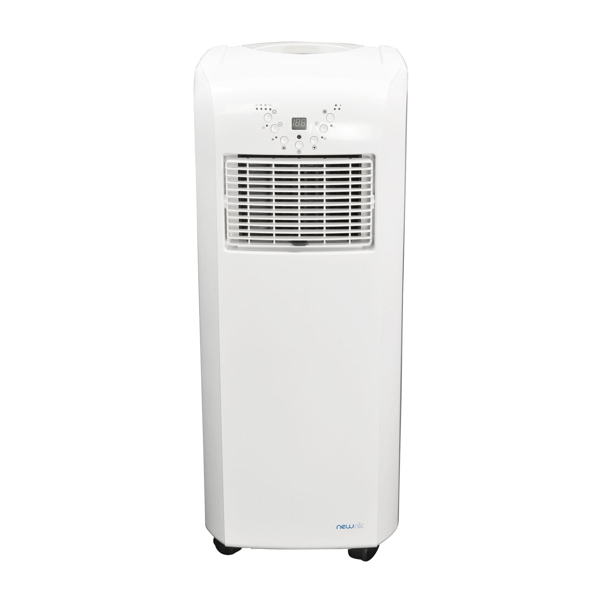 Merveilleux Shop NewAir AC 10100E Ultra Compact 10,000 BTU Portable Air Conditioner    White   Free Shipping Today   Overstock.com   14645492