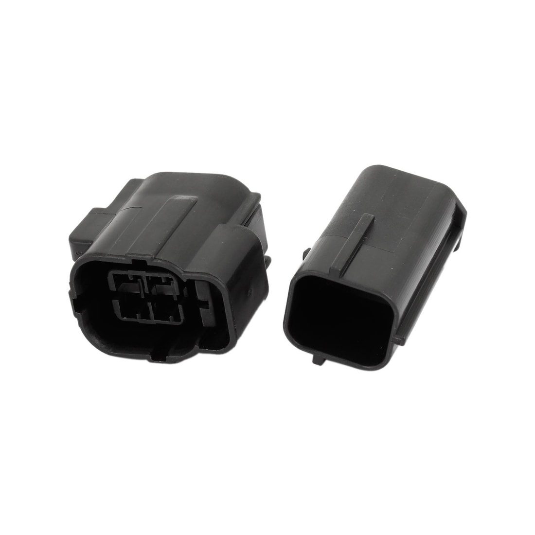Shop Unique Bargains Wire Connectors Plug 4 Pins Way Waterproof About 10 Kit Pin Electrical Connector Car Auto Hid On Sale Free Shipping Orders Over 45