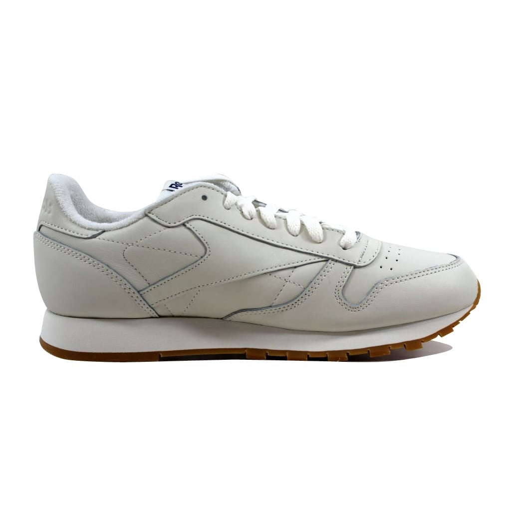 Shop Reebok Men s Classic Leather 3AM ATL Chalk Washed Blue-Red-GumDV4843 -  Free Shipping Today - Overstock.com - 22363533 c2f7a70a9
