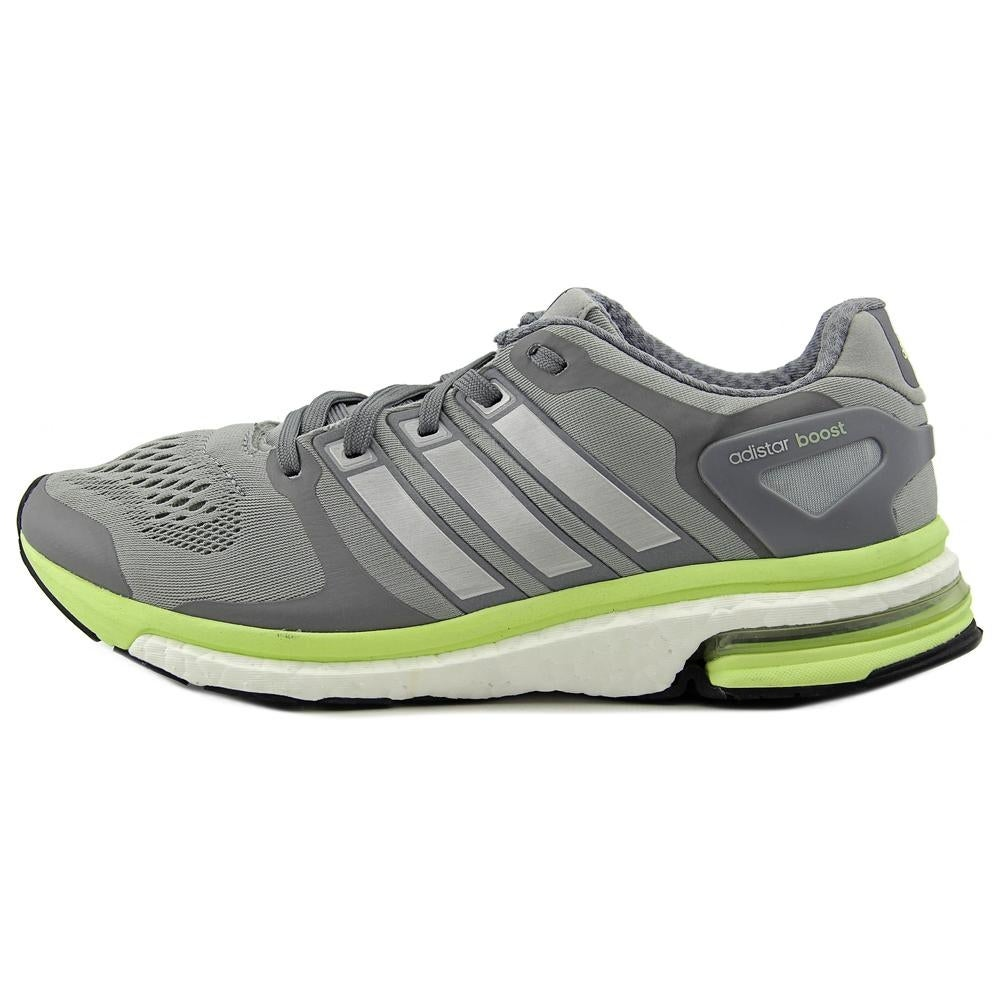 cheap for discount afa25 95229 Shop Adidas Adistar Boost ESM Women Round Toe Synthetic Gray Running Shoe -  Free Shipping Today - Overstock - 17123632