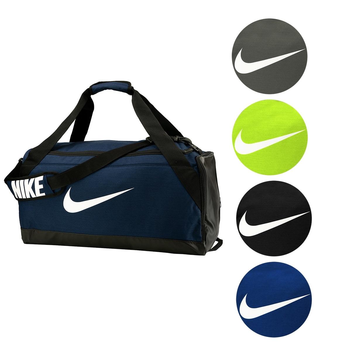 ca041a9590 Shop Nike Brasilia Medium Duffel Bag - Free Shipping On Orders Over  45 -  Overstock - 23622531