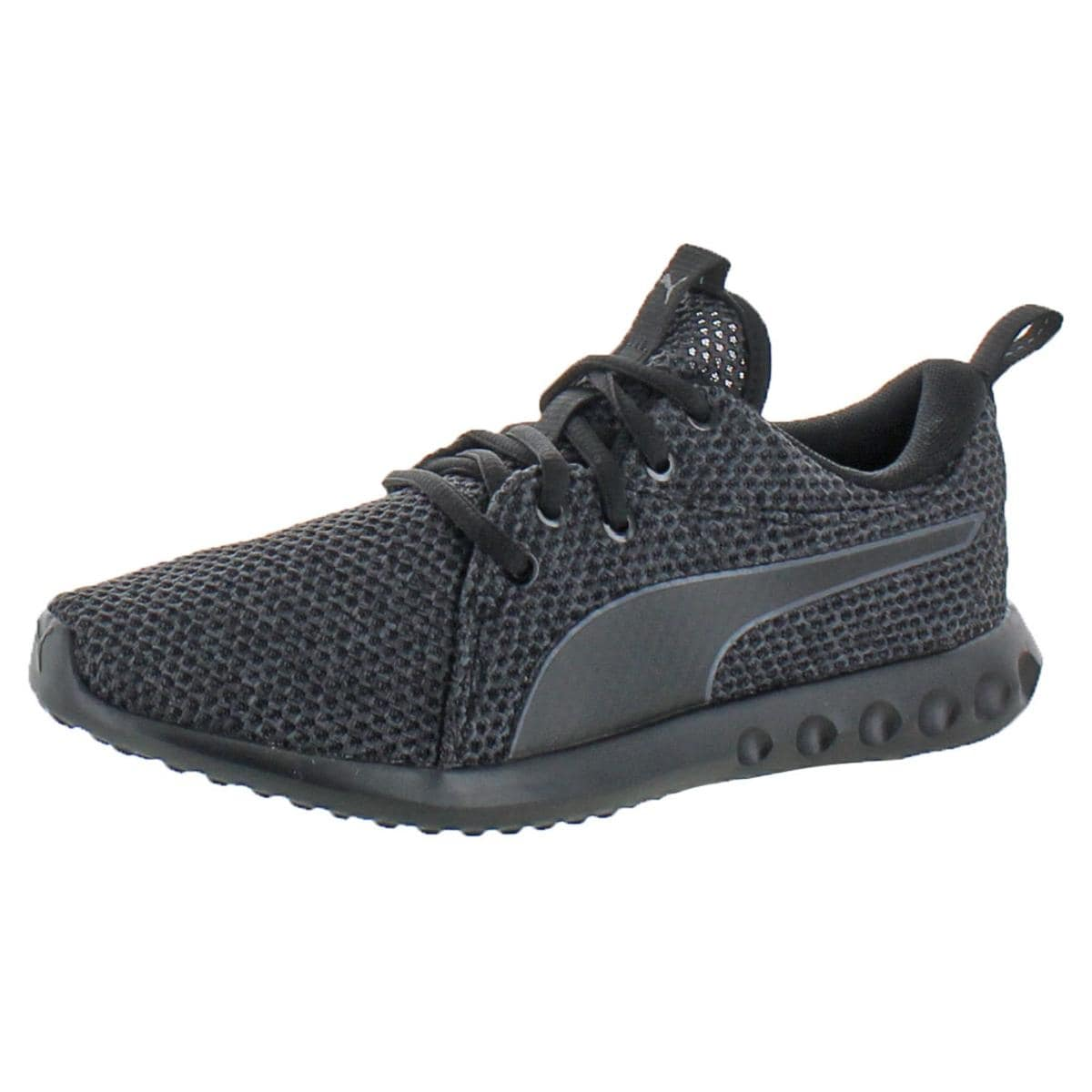 4aa7e5a7ea8ee3 Puma Womens Carson 2 Nature Knit Running Shoes SoftFoam Lifestyle