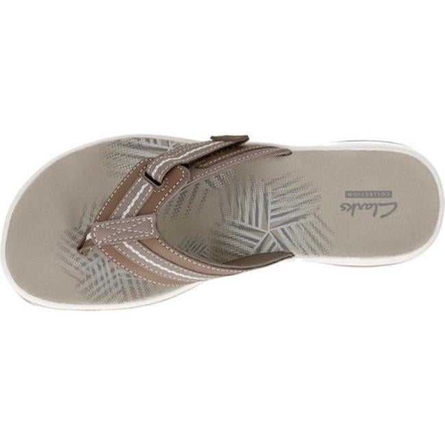 5863e10d4a8e Shop Clarks Women s Brinkley Jazz Pewter Synthetic II - On Sale - Free  Shipping Today - Overstock - 14283601
