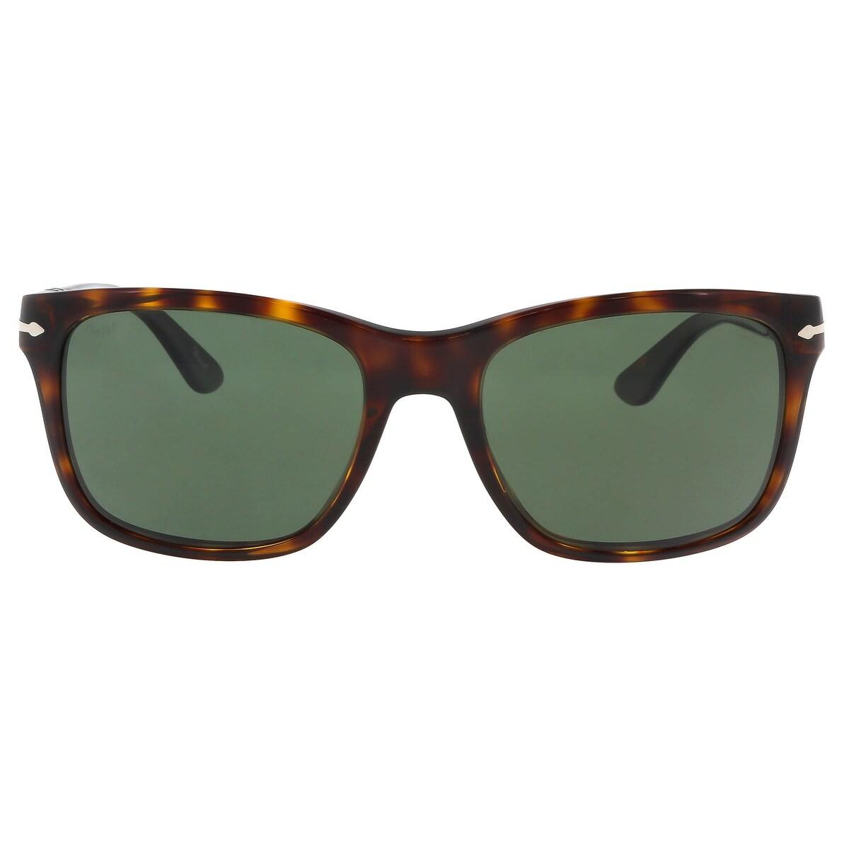 e2c2641a3d188 Shop Persol PO3135S 24 31 Havana Rectangle Sunglasses - 55-19-145 ...