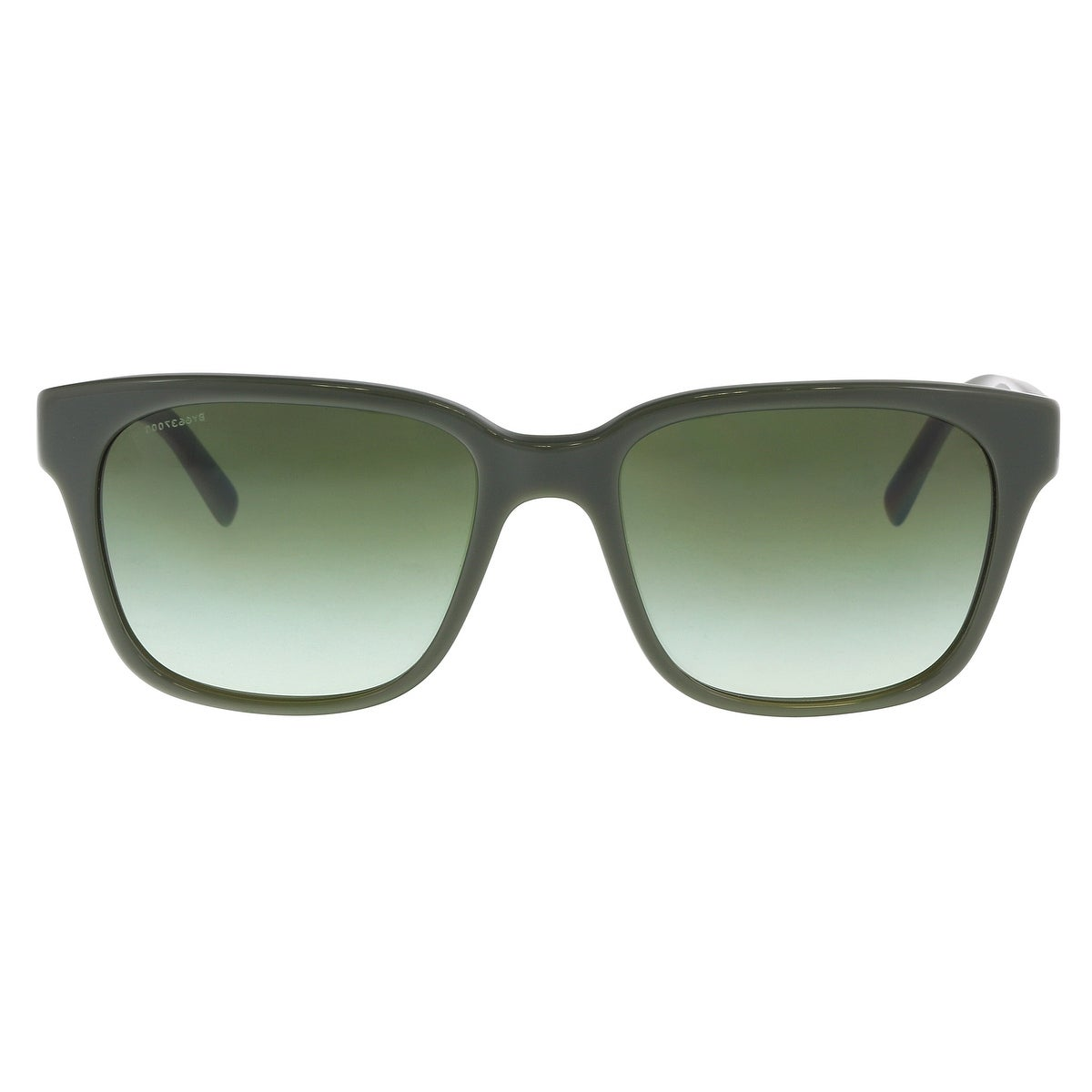 9afb9232d646 Shop Burberry BE4140 33738E Moss Green Rectangle Sunglasses - 55-18-140 -  Free Shipping Today - Overstock - 21471081
