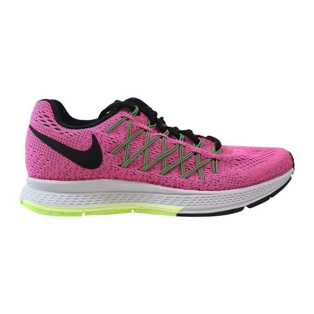 wholesale dealer eaf29 e4f89 Nike Air Zoom Pegasus 32 Pink PowerBlack-Violet-Ghost Green 749345-600  Womens