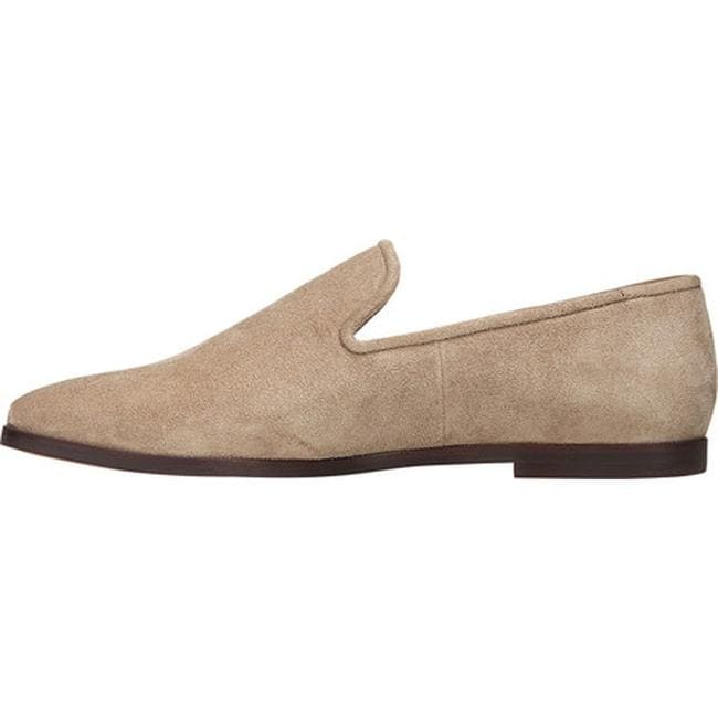 6364652c477 Shop Sarto by Franco Sarto Women s Rachella Loafer Dark Sand Leather - Free  Shipping Today - Overstock - 19426751