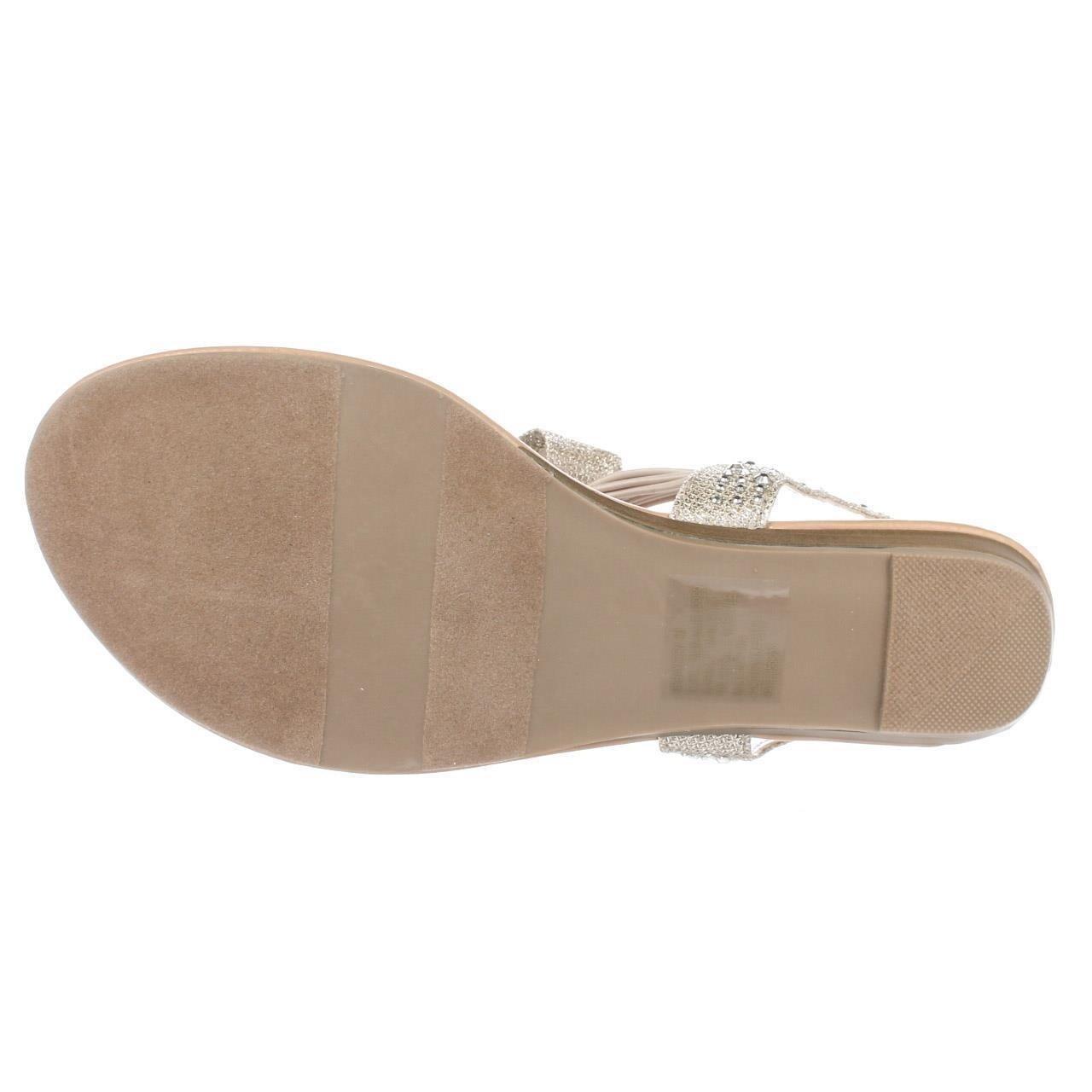 f05b48812bf5 Shop MG35 Shayleen Rhinestone Bow T-Strap Sandals