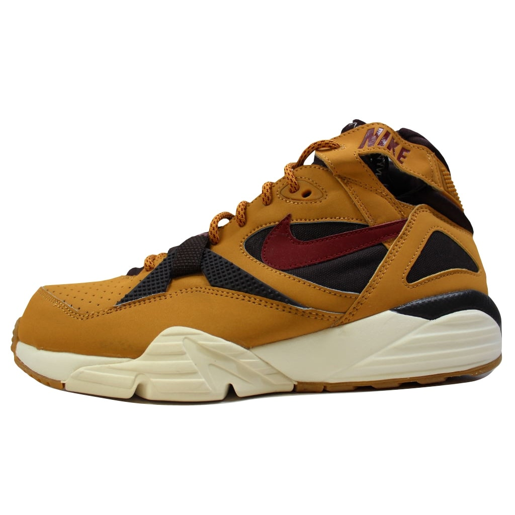 ed0bb16184e8 Shop Nike Men s Air Trainer Max  91 Haystack Team Red-Velvet Brown 309748- 700 - On Sale - Ships To Canada - Overstock - 20139670