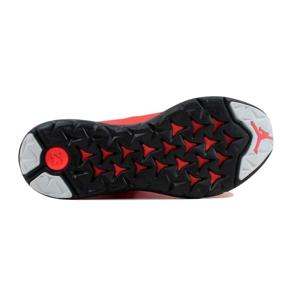 on sale 7b88b a5520 Shop Nike Men s Air Jordan Flight Runner 2 Infrared 23 White-Black 715572- 603 - Free Shipping Today - Overstock - 22340334