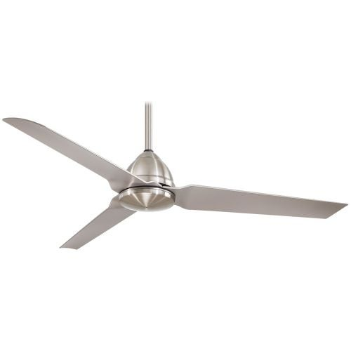 "MinkaAire Java 3 Blade 54"" Java Indoor / Outdoor Ceiling Fan - Remote and Blades Included"
