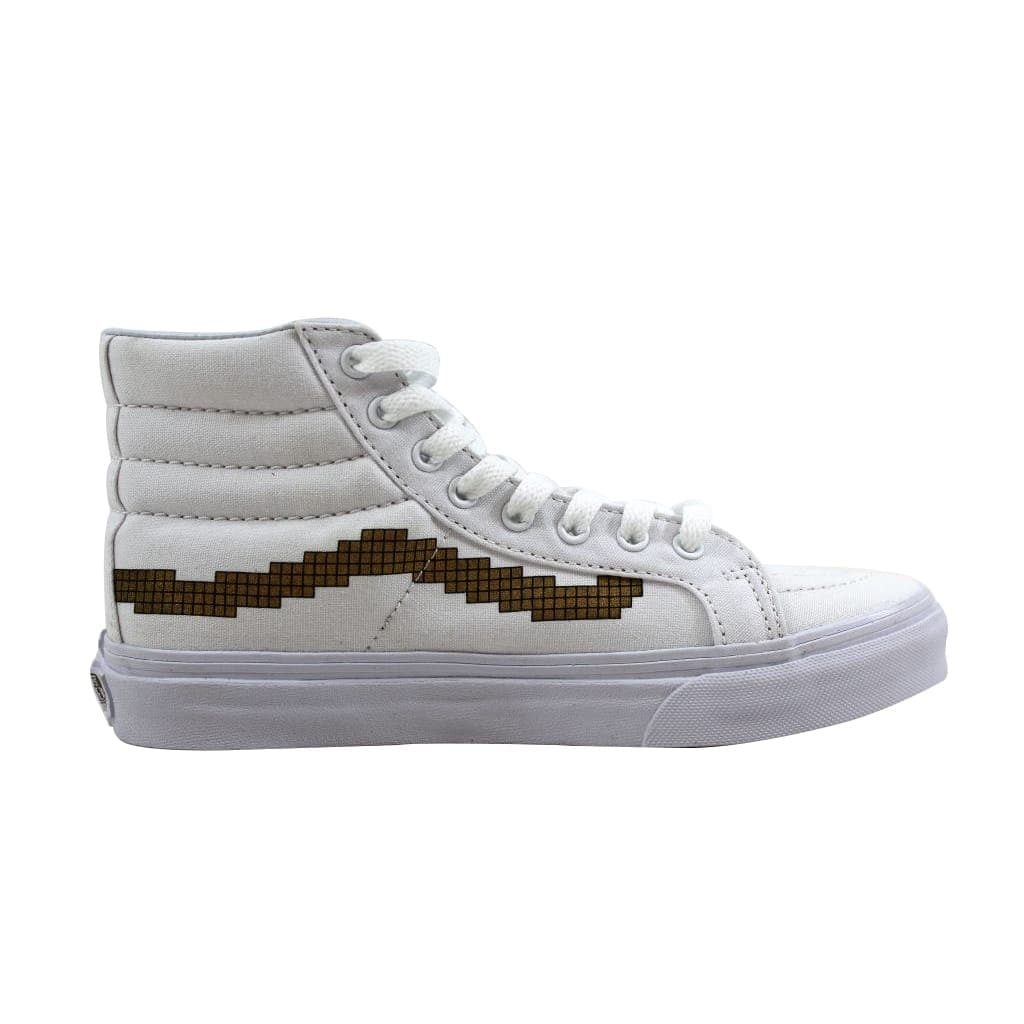 c7214b8852 Shop Vans Men s Sk8 Hi Slim Console Gold Nintendo VN00018IJUZ - On Sale -  Free Shipping On Orders Over  45 - Overstock - 21893805