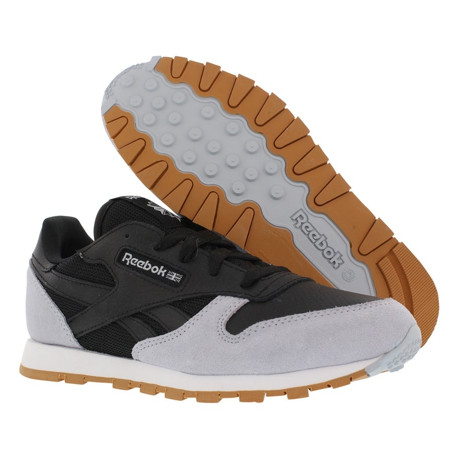 Shop Reebok Cl Leather - Split Personality Preschool Classic Boy s Shoes - 3  M US Little Kid - Free Shipping Today - Overstock - 22677817 e57fae3b4
