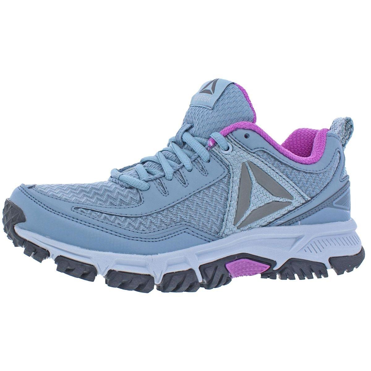 80a2e2332674 Shop Reebok Womens Ridgerider Trail 2.0 Trail Running Shoes EVA ...