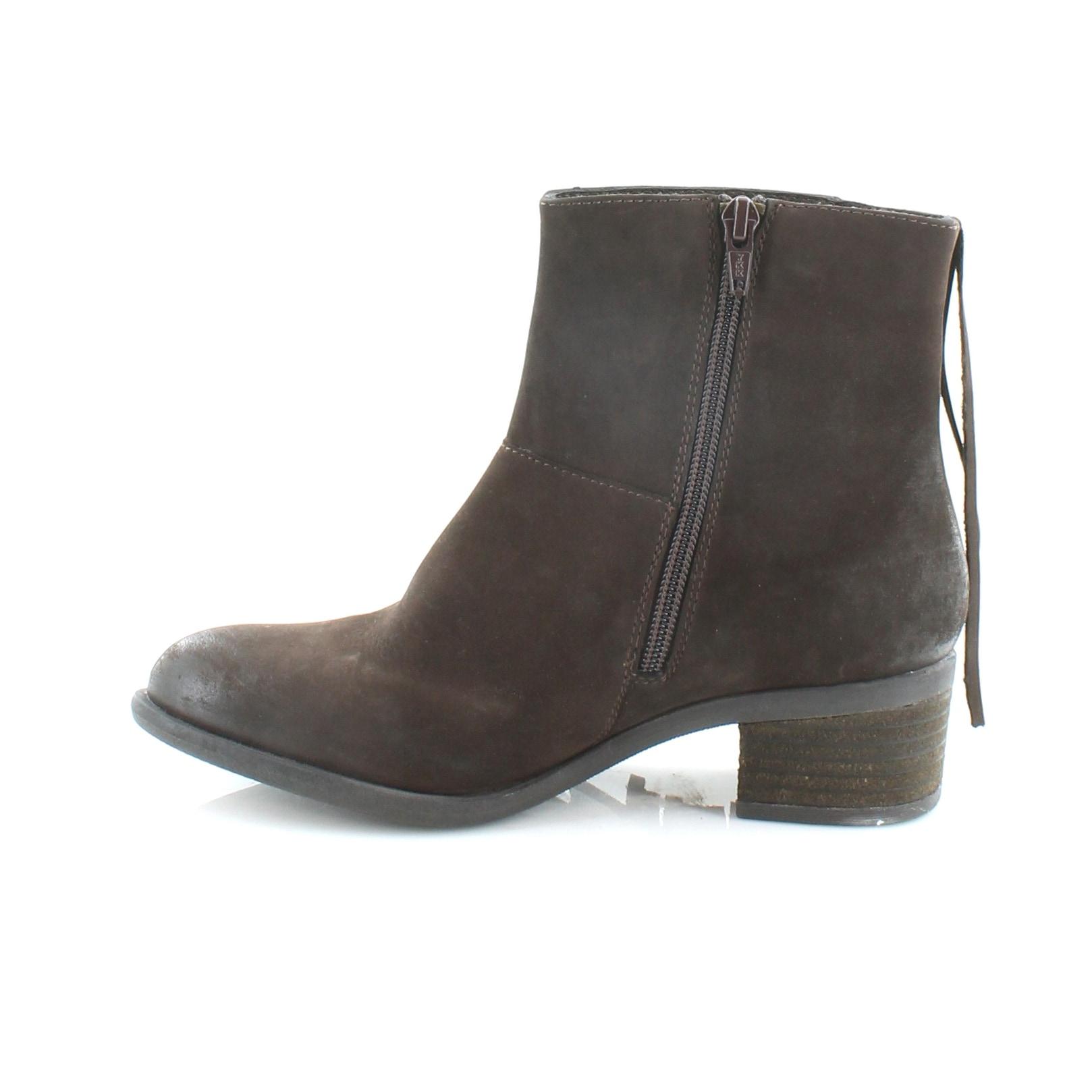 34aa05406b565 Steven by Steve Madden Casidyy Women's Boots Brown - 6