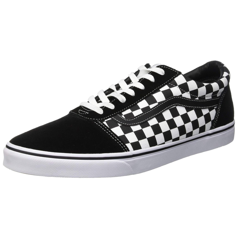 4c237ce2fa4 Shop Vans Men  S Ward Canvas Low-Top Sneakers