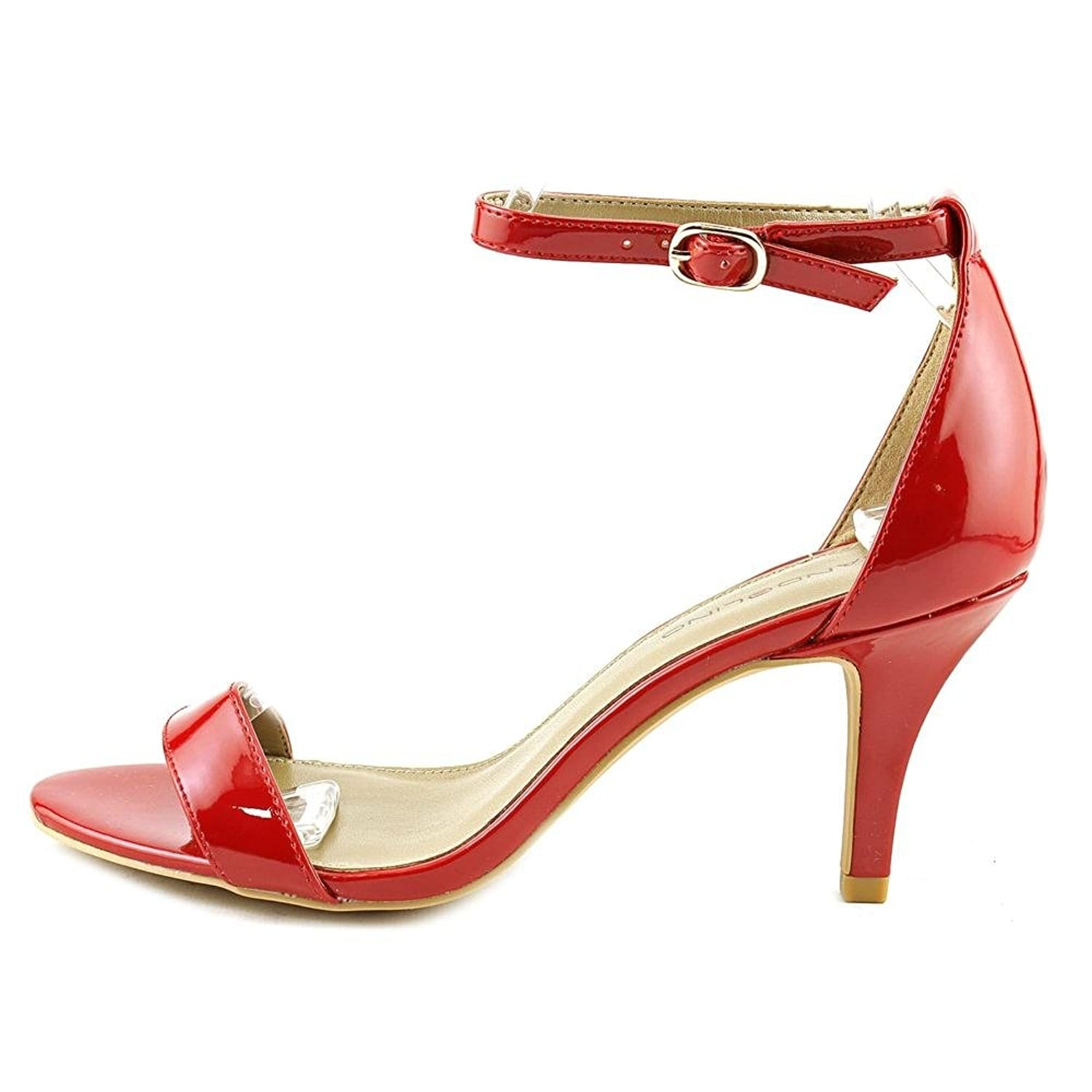 ce2ae0ded5 Shop Bandolino Womens Madia Open Toe Ankle Strap D-orsay Pumps - Free  Shipping Today - Overstock - 15268302