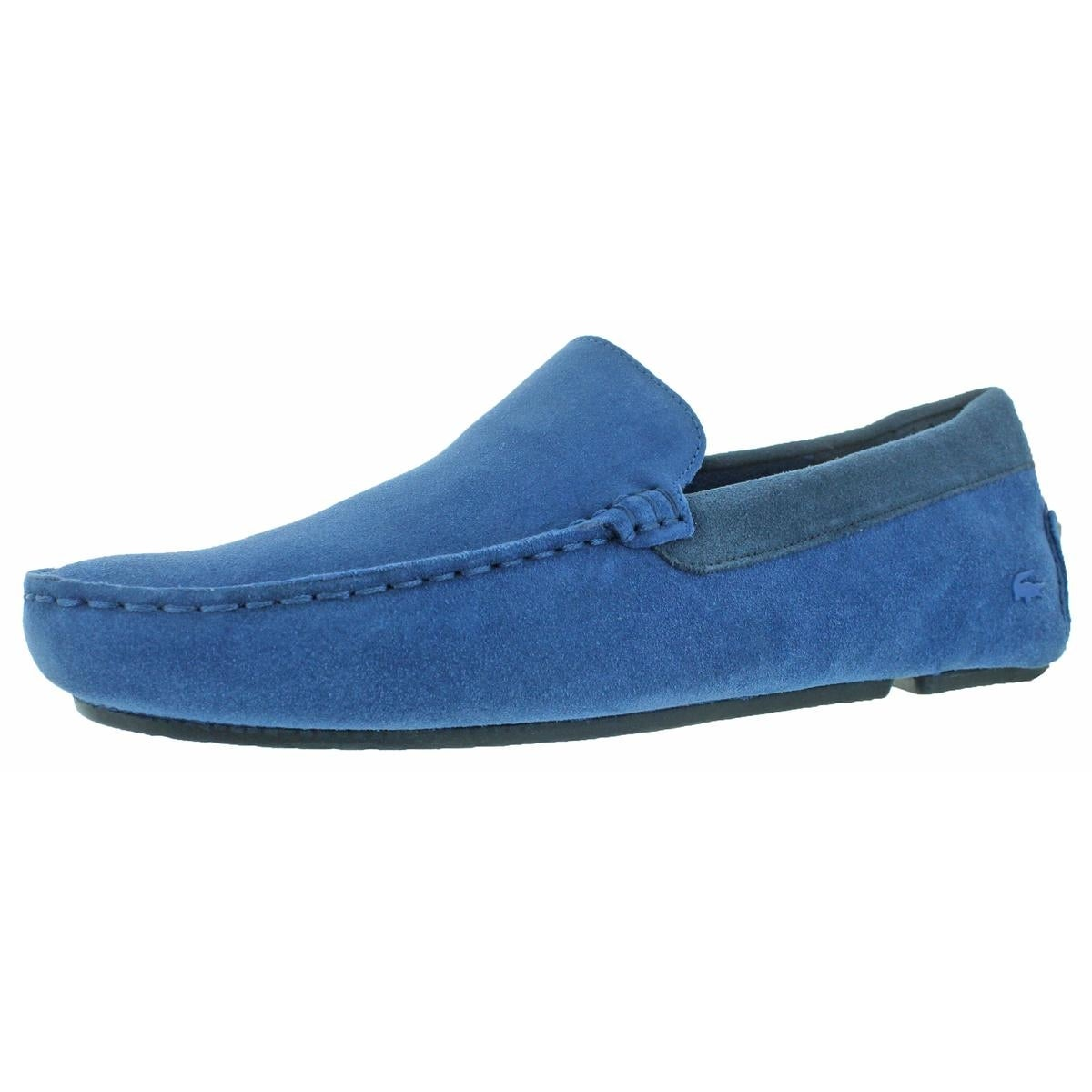 0745c76e4f63 Shop Lacoste Mens Piloter Driving Moccasins Suede Loafer - Ships To Canada  - Overstock - 24020191