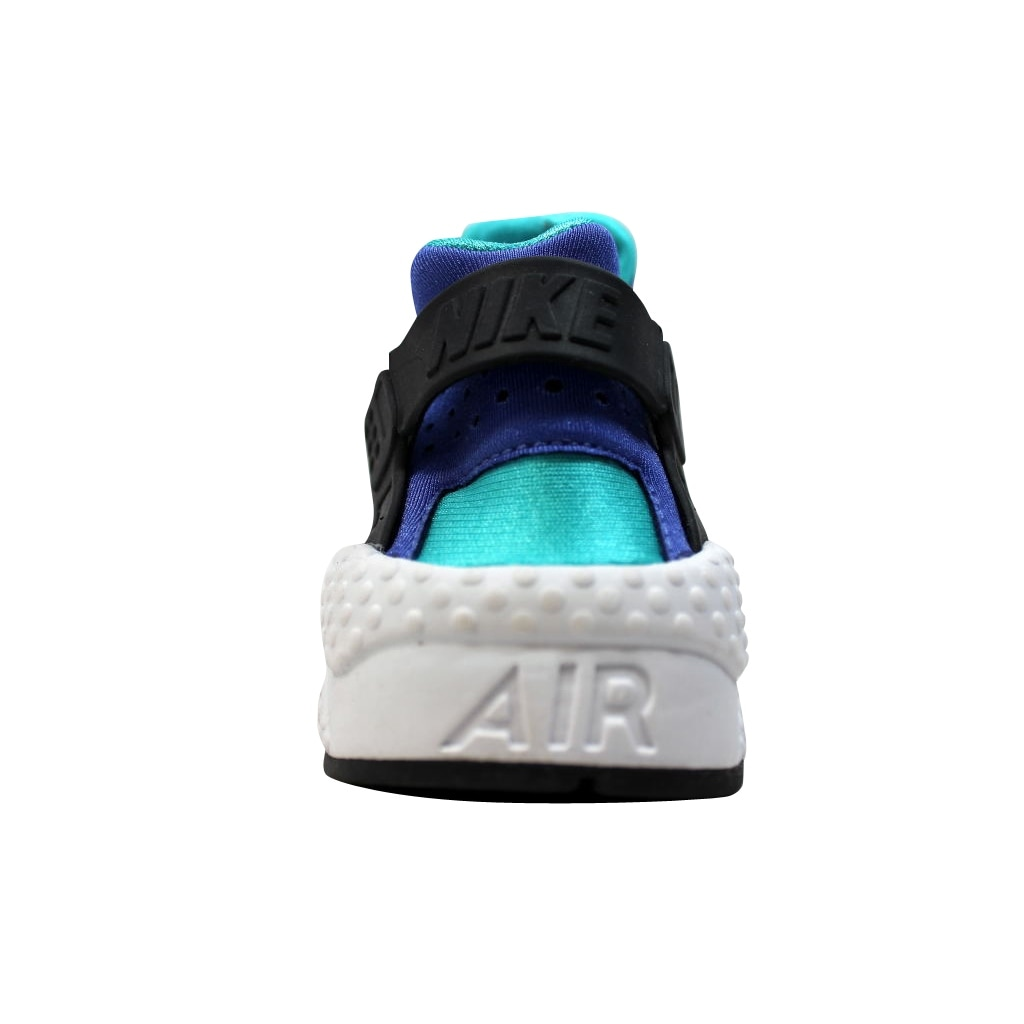 0fe4abfff7a4 Shop Nike Women s Air Huarache Run Wolf Grey Light Retro-Artisan Teal-Persian  Violet 634835-008 Size 5.5 - Free Shipping Today - Overstock - 20138839