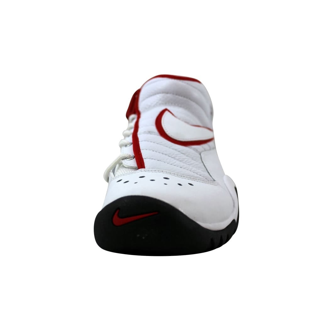 competitive price ddd50 d3669 Shop Nike Men s Air Shake Ndestrukt White White-Black Bulls 880869-100 -  Free Shipping Today - Overstock - 21893043
