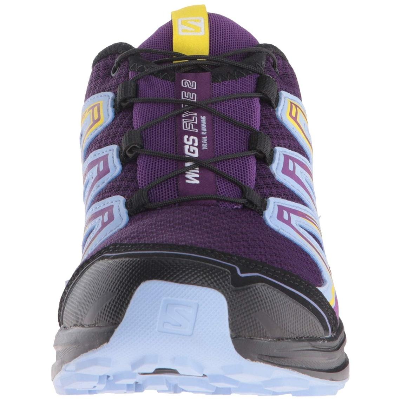 587b101f19e2 Shop Salomon Women s Wings Flyte 2 W Trail Running Shoe - 5 - Free Shipping  Today - Overstock.com - 25858914