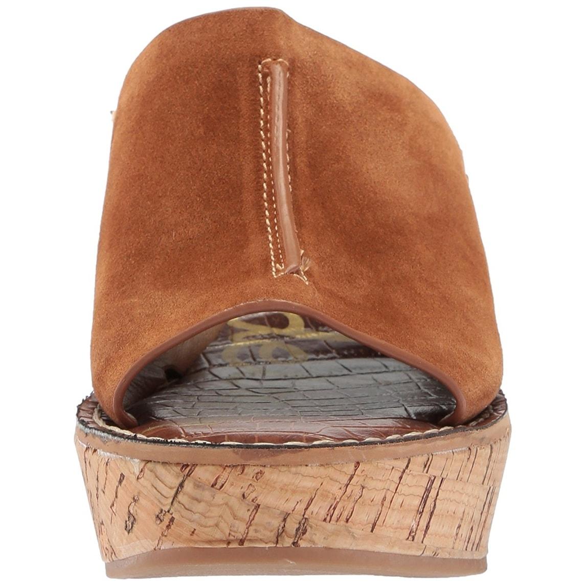 2269b0dfe74 Shop Sam Edelman Women s Ranger Wedge Sandal - 9.5 - Free Shipping Today -  Overstock - 21732187