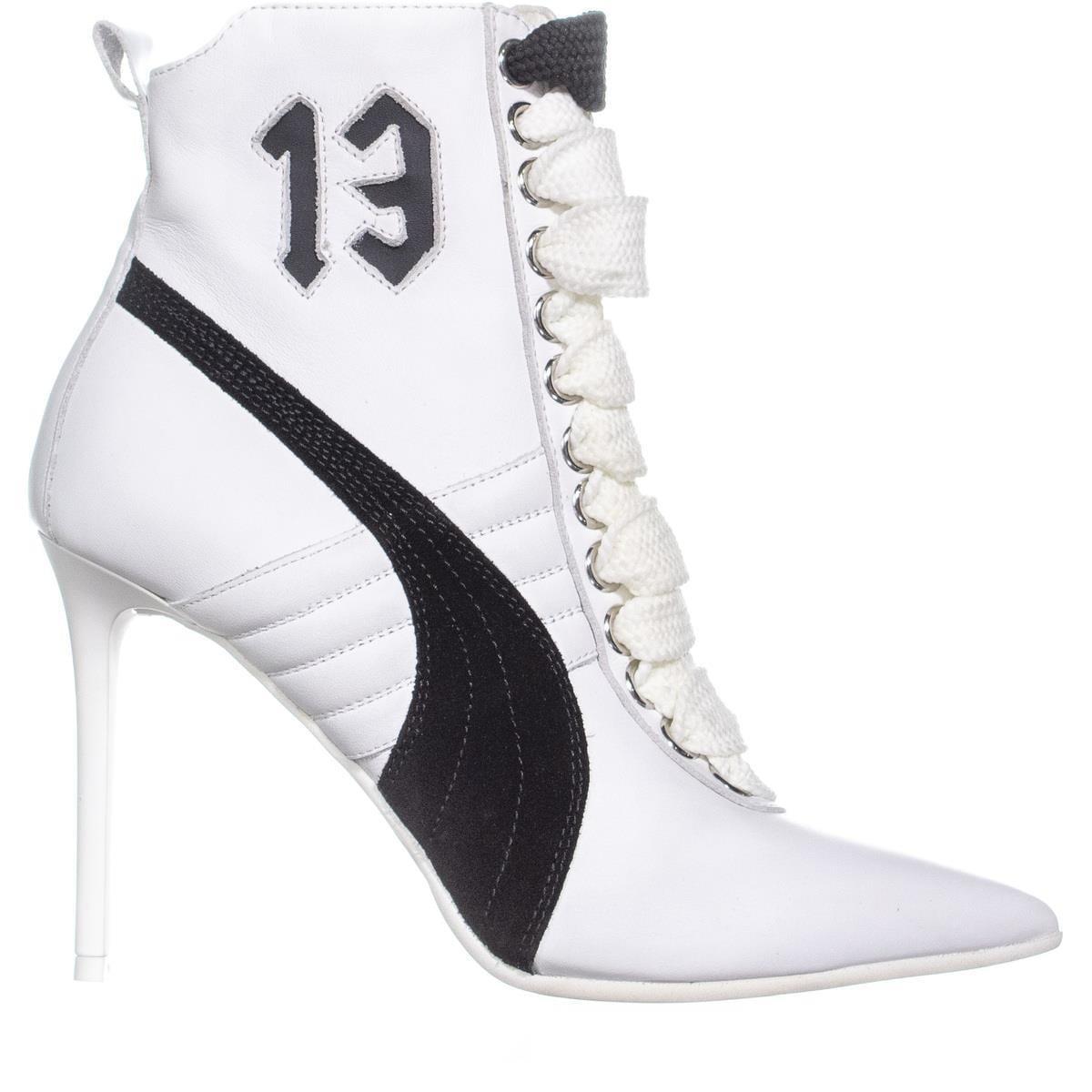 Shop PUMA Fenty High Heel Sneaker Ankle Boots cd1f0e061