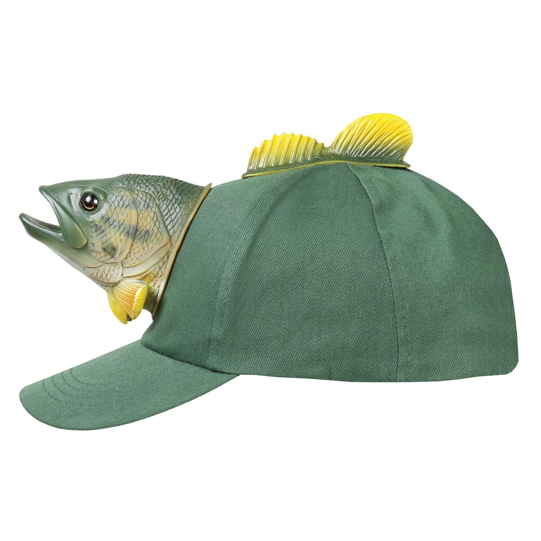4432037cf4 Red Carpet Men s 3D Hunting Fishing Hats - Cotton Baseball Cap w. Molded  Animal