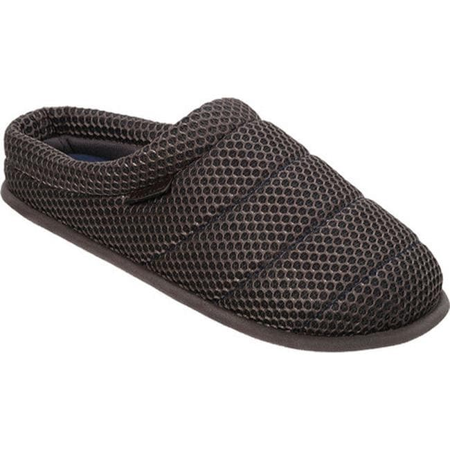 67e778c30 Shop Dearfoams Men s Quilted Clog Slipper Pavement - On Sale - Free  Shipping On Orders Over  45 - Overstock.com - 20443716