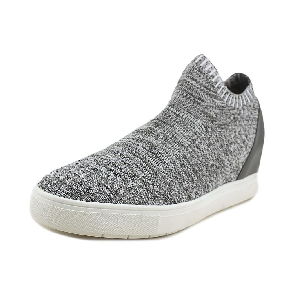 66ce435e749 Shop Steve Madden Sly Women Canvas Gray Fashion Sneakers - Free Shipping  Today - Overstock.com - 20061143