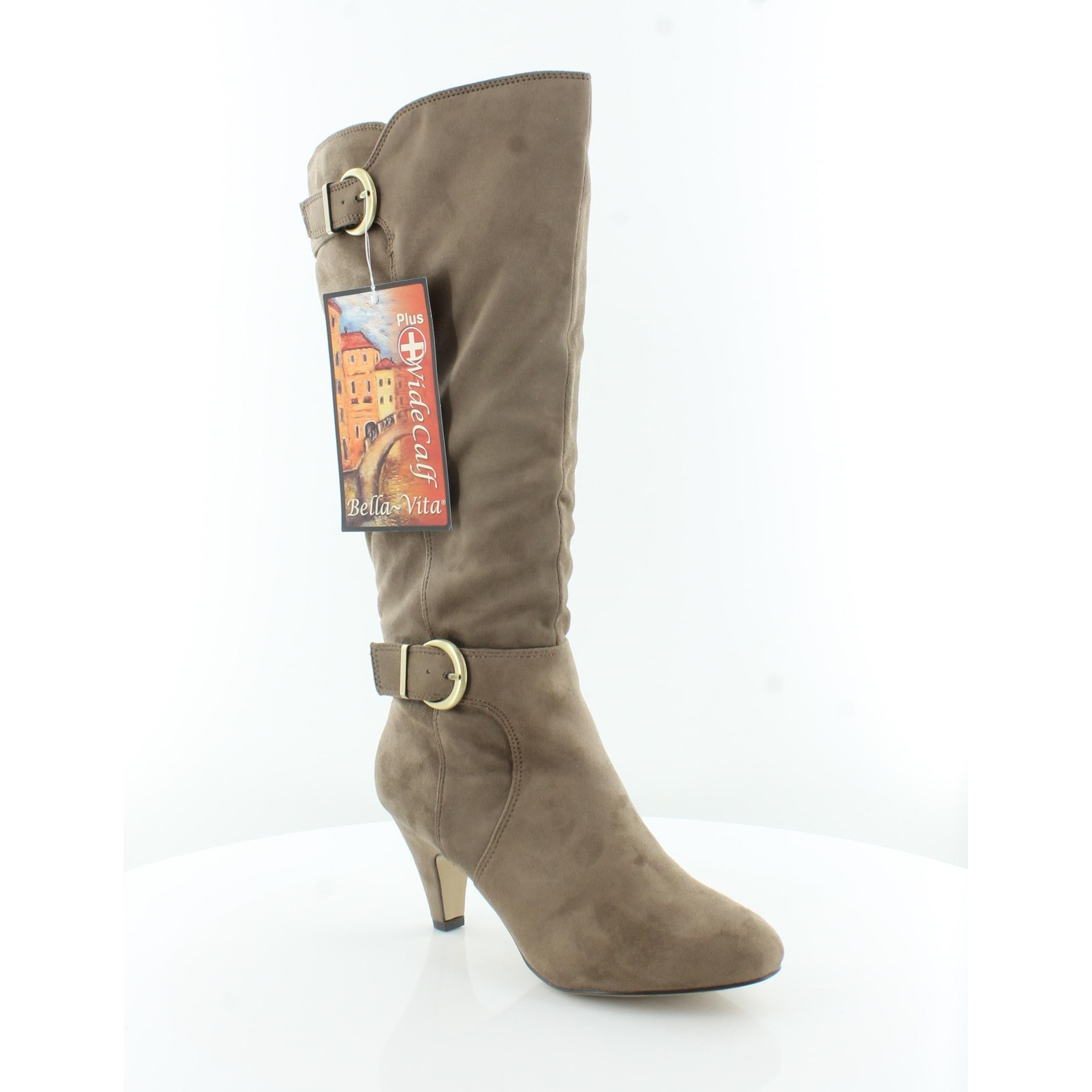 9afbfe695d1 Shop Bella Vita Toni II Women s Boots Fawn - Free Shipping Today ...