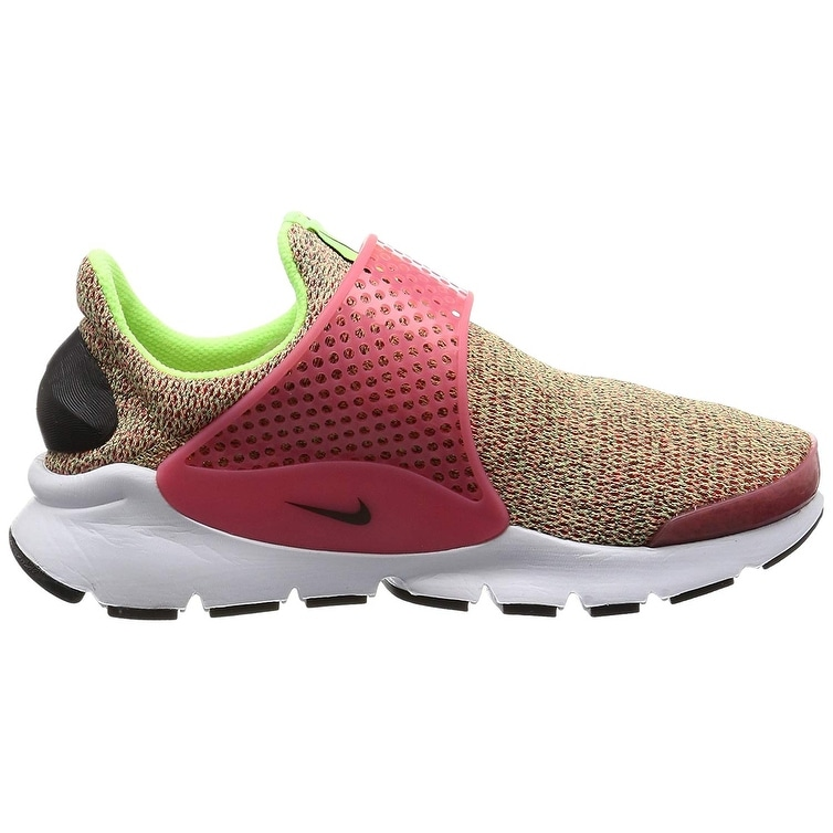 size 40 a7dce 25c3b Shop Nike Womens Sock Dart Fabric Low Top Lace Up Running Sneaker - Free  Shipping Today - Overstock - 25752509