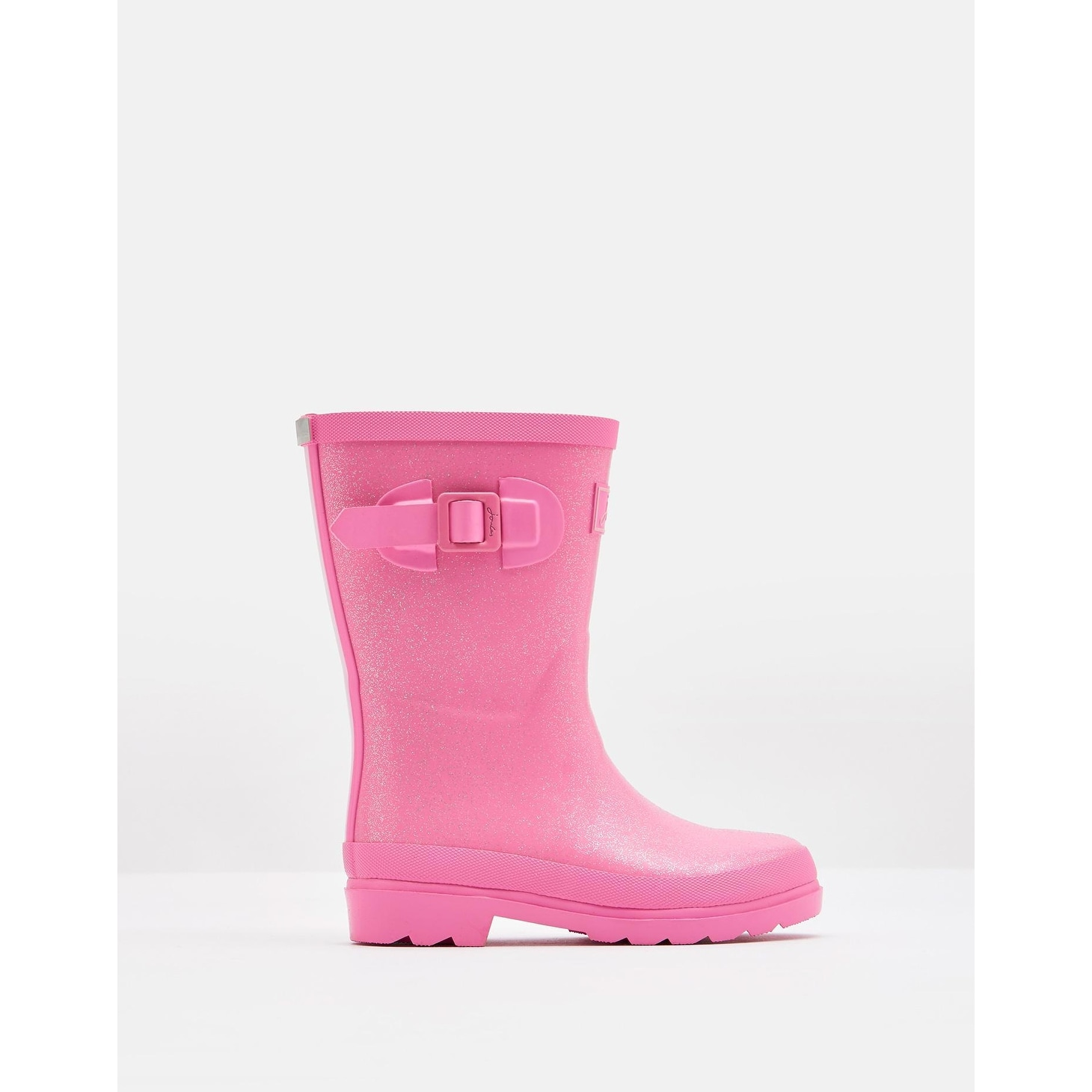 025cc5ca3e749 Shop Kids Joules Girls jnrfieldwlg Mid-Calf Pull On Rain, Pnkgltr, Size 3.0  Youth - 3.0 youth - Free Shipping On Orders Over $45 - Overstock - 22834022