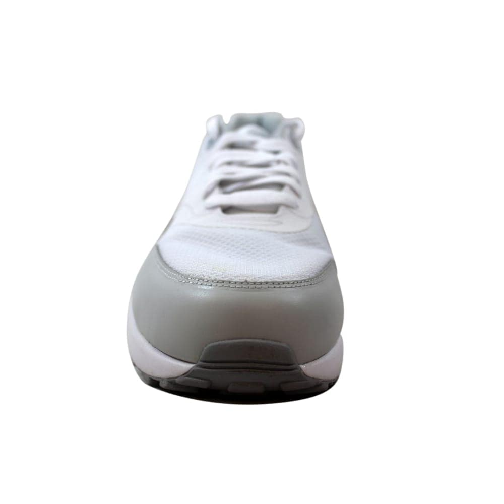 big sale f7f43 3551b Shop Nike Air Max 1 Ultra 2.0 Essential White White-Pure Platinum Men s  875679-101 Size 12 Medium - Free Shipping Today - Overstock - 27339476
