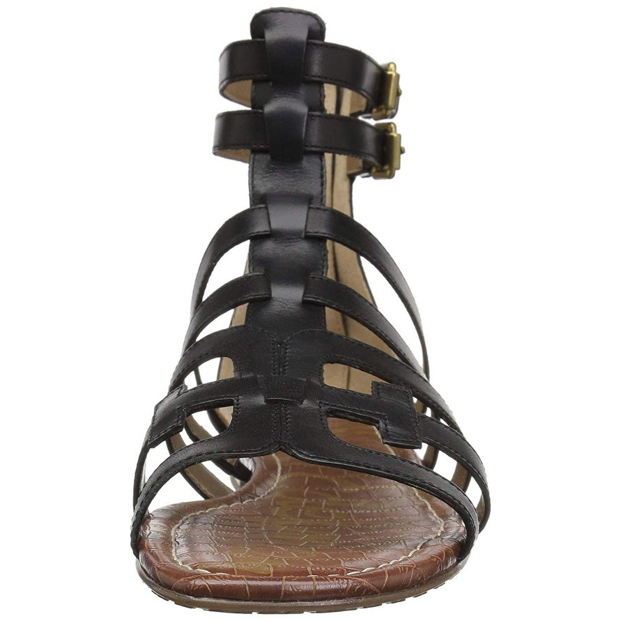 6873faf2479 Shop Sam Edelman Women s Berke Sandal - Free Shipping Today - Overstock -  25559942