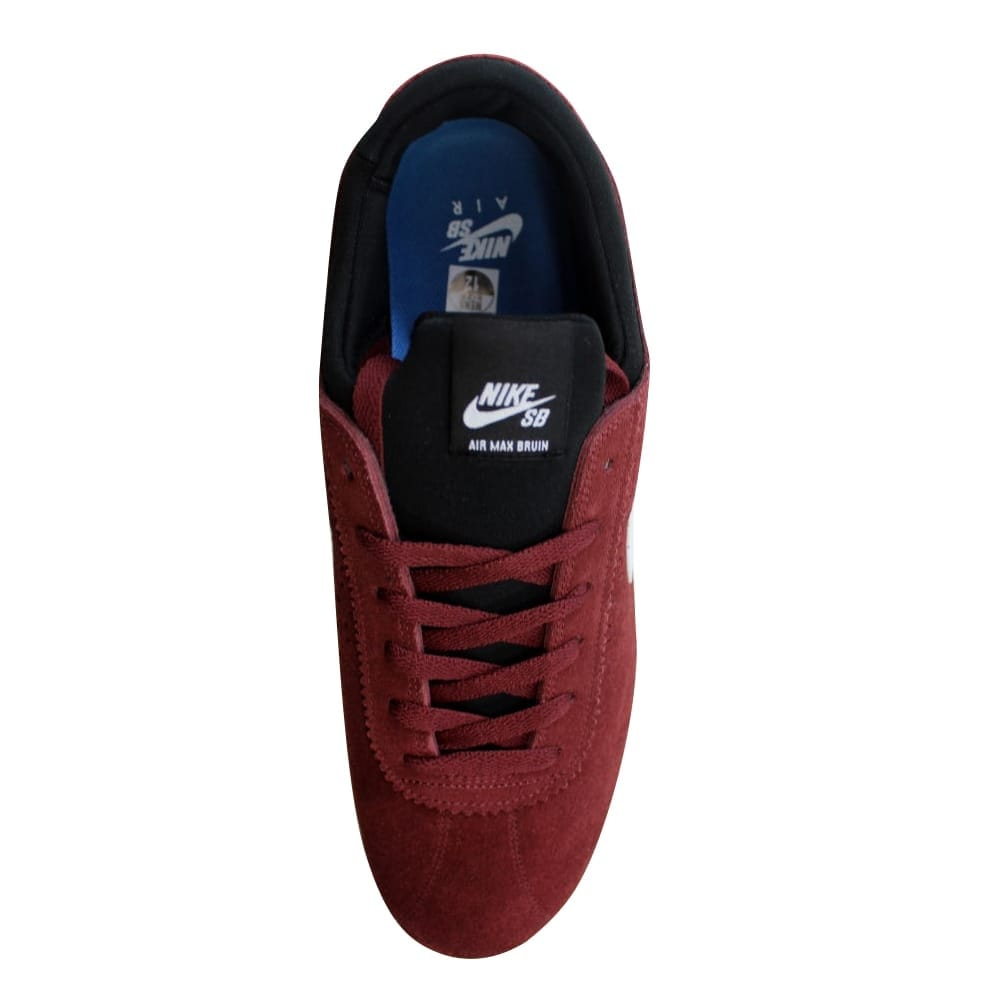 huge discount 9b02b 2fe24 Shop Nike SB Air Max Bruin Vapor Dark Team Red White-Star Blue 882097-614  Men s - On Sale - Free Shipping Today - Overstock - 21159253