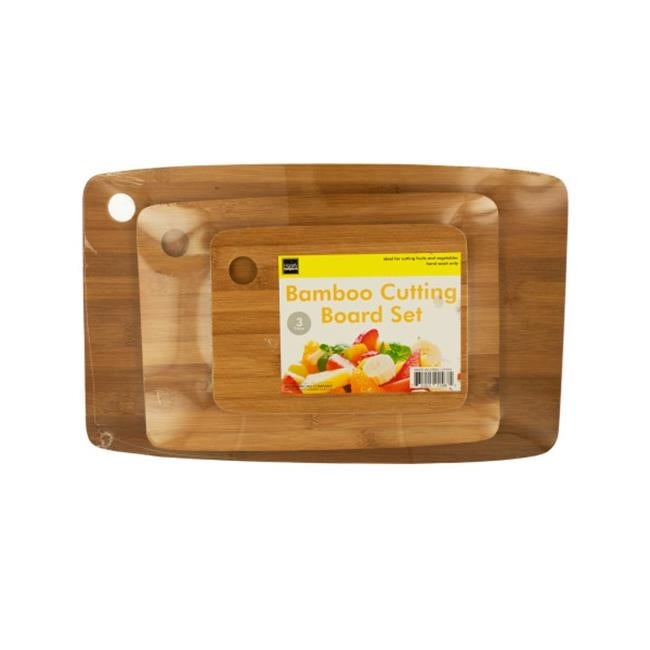 shop bulk buys of444 1 bamboo cutting board set free shipping on