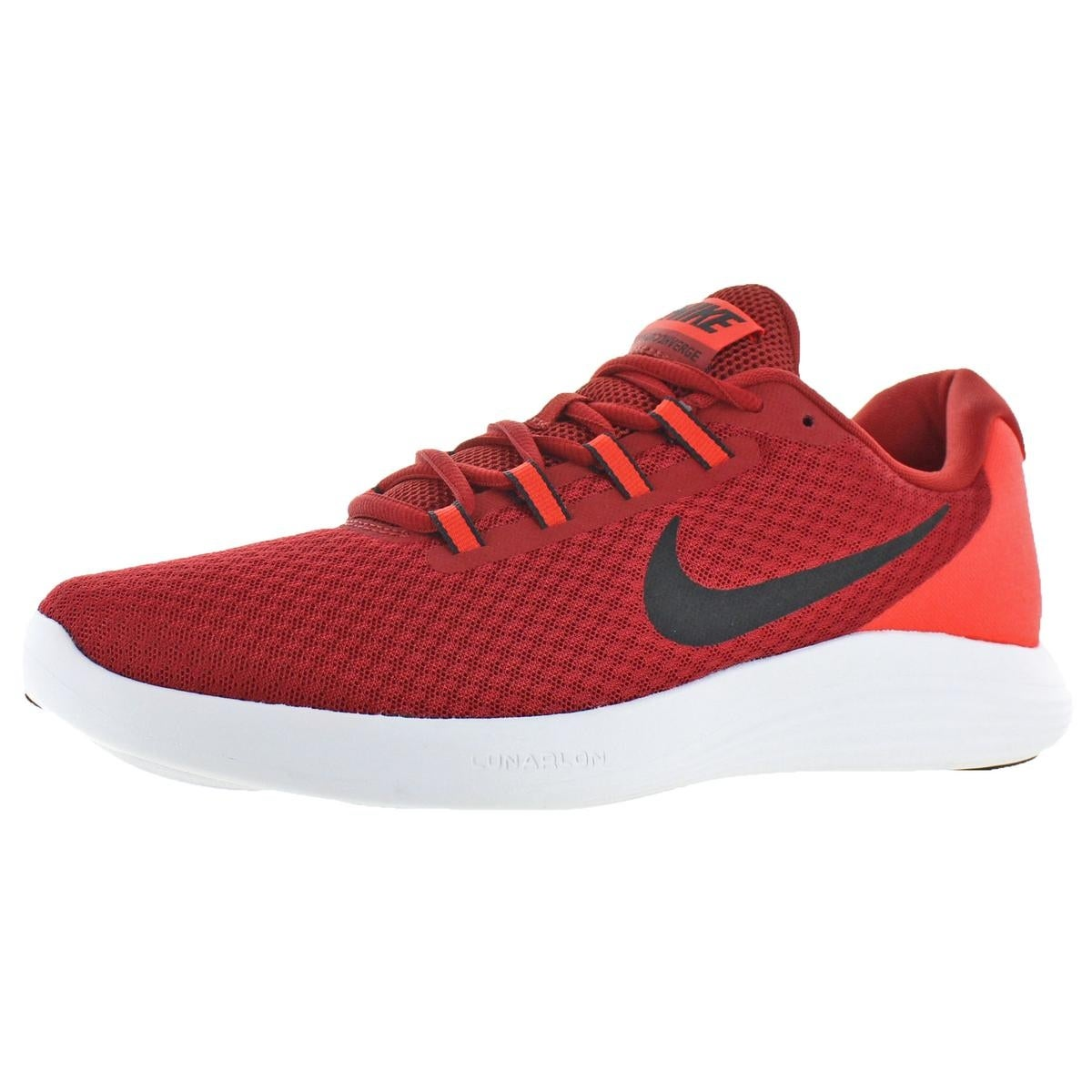 release date: 57267 62d7e Shop Nike Mens Lunarconverge Running Shoes Lightweight Breathable - Free  Shipping On Orders Over  45 - Overstock - 22670944